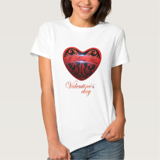 The day of San Valentin T-shirts
