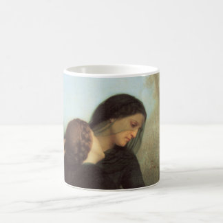 The Day of the Dead by William Adolphe Bouguereau Coffee Mug
