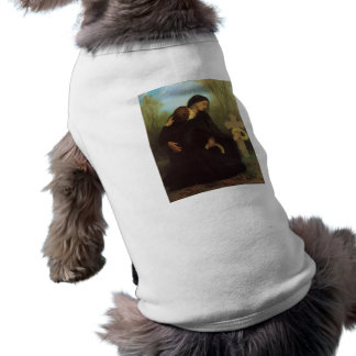 The Day of the Dead by William Adolphe Bouguereau T-Shirt