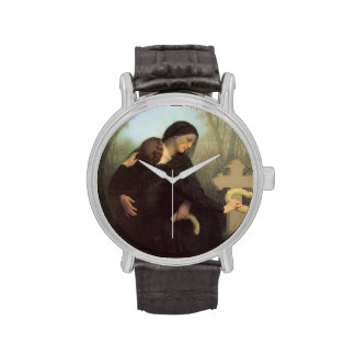The Day of the Dead by William Adolphe Bouguereau Wristwatches