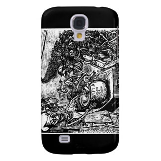 The Day of the Dead Samsung Galaxy S4 Case