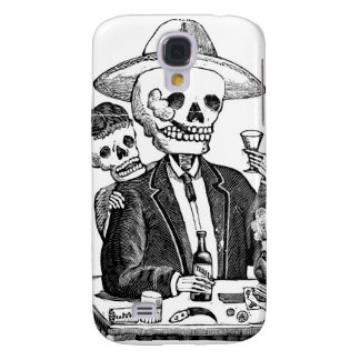 The Day of the Dead Galaxy S4 Case
