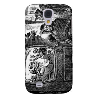 The Day of the Dead Galaxy S4 Cover