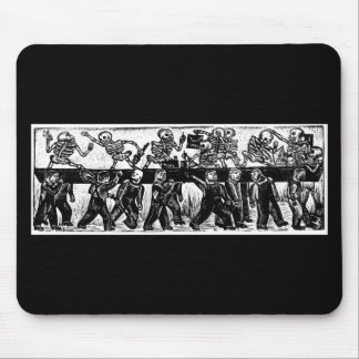 The Day of the Dead, Mexico. Circa 1936. Mouse Pad