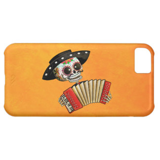 The Day of The Dead Skeleton El Mariachi iPhone 5C Cover
