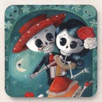 artsprojekt, skeleton, day of the dead, dia de los muertos, halloween, sugar skull, lovers, day of the dead art, mexican sugar skulls, lovers day, dia de muertos, skeleton gift, mexican skeleton, eternal love, love gift, mexico, mexican, mexican cat, love, skeleton lovers, romantic skeletons, dead love, dead romance, mexican romance, mexican holiday, dead lovers, mariachi, calavera, love skeleton, dia de los muertos gift, love present, skeleton present, dia de los muertos present, lovers pictures, gift for lover, catrina, [[missing key: type_fuji_coaste]] com design gráfico personalizado
