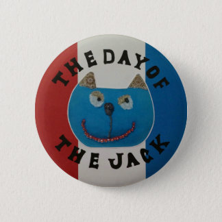 The day of the jack pinback button
