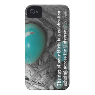 The day of your Birth is a... Case-Mate iPhone 4 Case