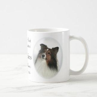 The Day Shelties Were Created Mug