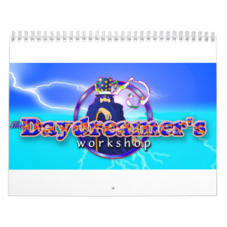 The Daydreamer's Workshop Calendar