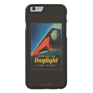 The Daylight Train Promotional Poster Carved Maple iPhone 6 Slim Case