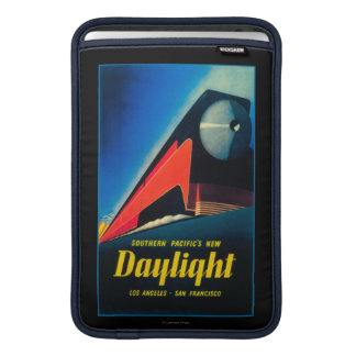 The Daylight Train Promotional Poster Sleeves For MacBook Air