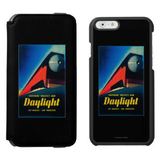 The Daylight Train Promotional Poster iPhone 6/6s Wallet Case