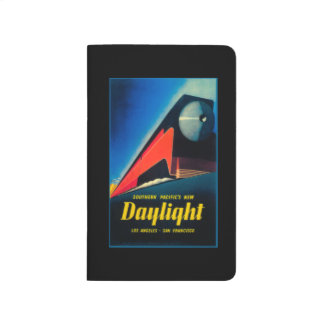 The Daylight Train Promotional Poster Journal