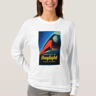 The Daylight Train Promotional Poster T-Shirt