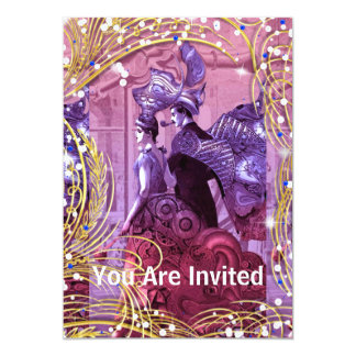 THE DAZZLING COUPLE INVITATION CELEBRATION