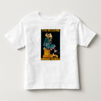 The De Chine, Colonial Company Promotional Poste Toddler T-shirt