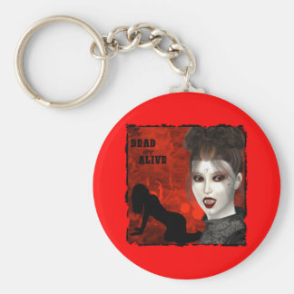 The Dead Are Alive - Keychain
