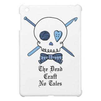 The Dead Craft No Tales (Blue) iPad Mini Cover