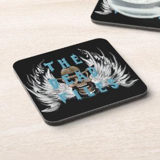 The Dead Files Coaster