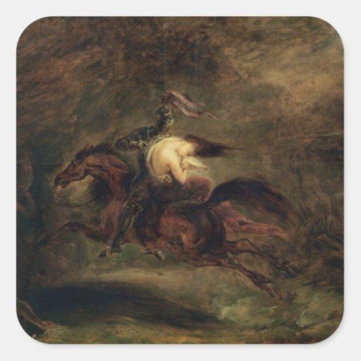 The Dead Go Quickly, 1830 Sticker