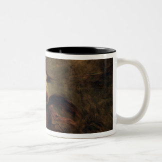 The Dead Go Quickly, 1830 Two-Tone Coffee Mug