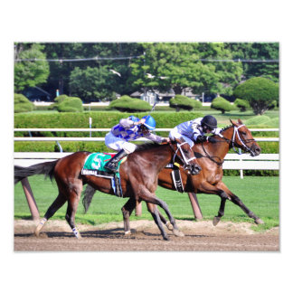 The Dead Heat in the Schuylerville Photo Print