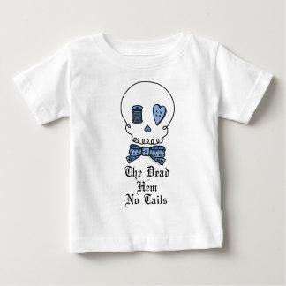 The Dead Hem No Tails (Blue) Baby T-Shirt