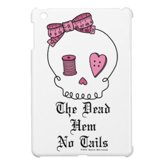 The Dead Hem No Tails (Pink) Cover For The iPad Mini