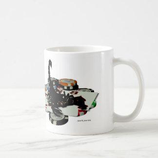 The Dead Man's Hand Coffee Mugs