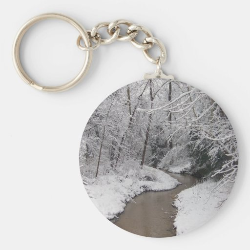 The Dead of Winter Key Chain