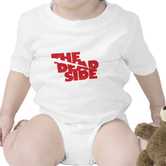 The Dead Side (Red Logo) Rompers