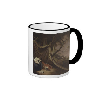 The Dead Soldier, c.1789 (oil on canvas) Mug