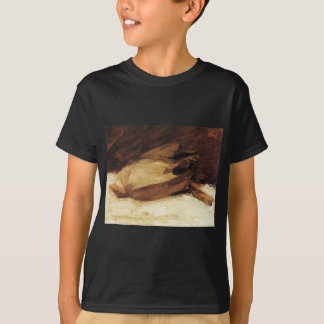 The Dead Sparrow by Franz Marc T-Shirt