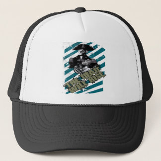 The Dead Will Rise Trucker Hat
