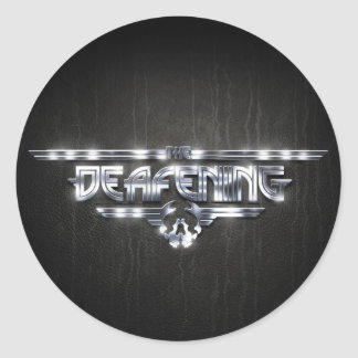 the Deafening Sticker
