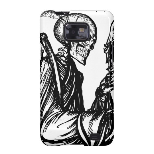 The death calls galaxy SII cover