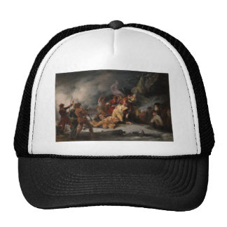 The Death General Montgomery the Attack Quebec Trucker Hat