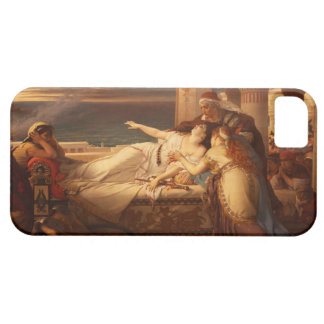 The Death of Dido by Joseph Stallaert 1872 iPhone SE/5/5s Case