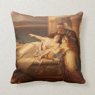 The Death of Dido by Joseph Stallaert 1872 Pillows