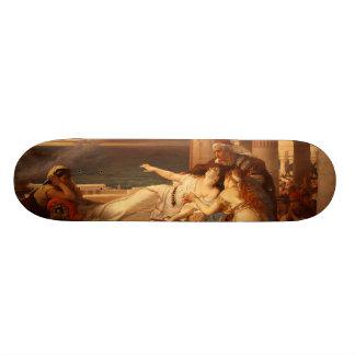 The Death of Dido by Joseph Stallaert 1872 Skateboard Deck