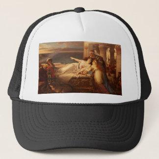 The Death of Dido by Joseph Stallaert 1872 Trucker Hat