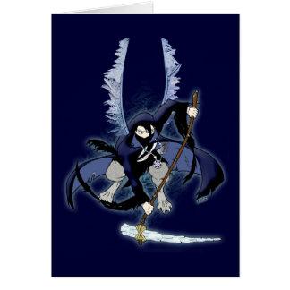 the Death of Fairies card