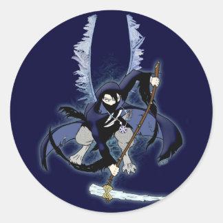 the Death of Fairies  sticker