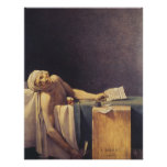 The Death of Marat Posters