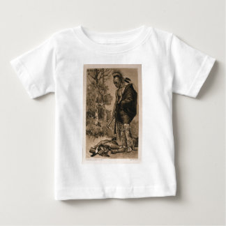 The Death of Pontiac by De Cost Smith Baby T-Shirt