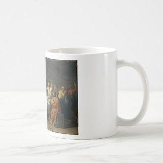 The Death Of Socrates Coffee Mug