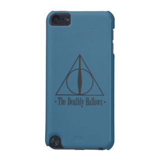 The Deathly Hallows iPod Touch (5th Generation) Cover