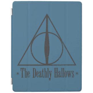 The Deathly Hallows iPad Cover