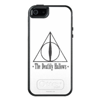 The Deathly Hallows OtterBox iPhone 5/5s/SE Case